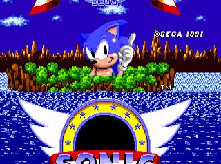 Kirby in Sonic the Hedgehog | SSega Play Retro Sega Genesis / Mega