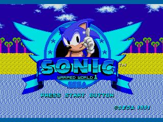 Sonic Classic Heroes | SSega Play Retro Sega Genesis / Mega