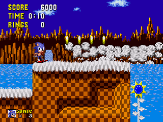 Sonic the Hedgehog - The Final Showdown
