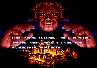 Streets of Rage 2 Extreme Edition